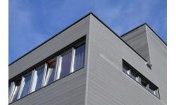 Profilé de bardage composite largeur 167 mm