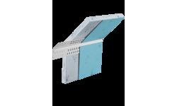Profilé de dilatation en PVC