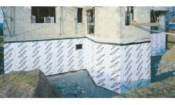 Étanchéité à froid de fondations DELTA-THENE 1,0 m x 20 m