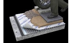 Drainage de toiture-terrasse DELTA®-TERRAXX