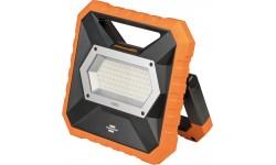 Brennenstuhl professionalLINE Projecteur LED portable/projecteur de chantier LED X 4000 MA rechargeable