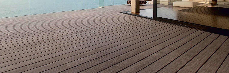 Panneaux - Lambris - Bardage - Terrasse-Terrasse-Lame de Terrasse Composite et Accessoires